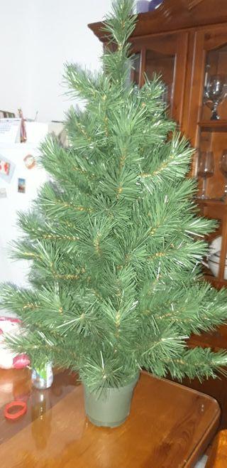 arbol de navidad 90cm