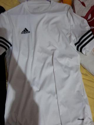Camiseta Blanca ADIDAS Talla M