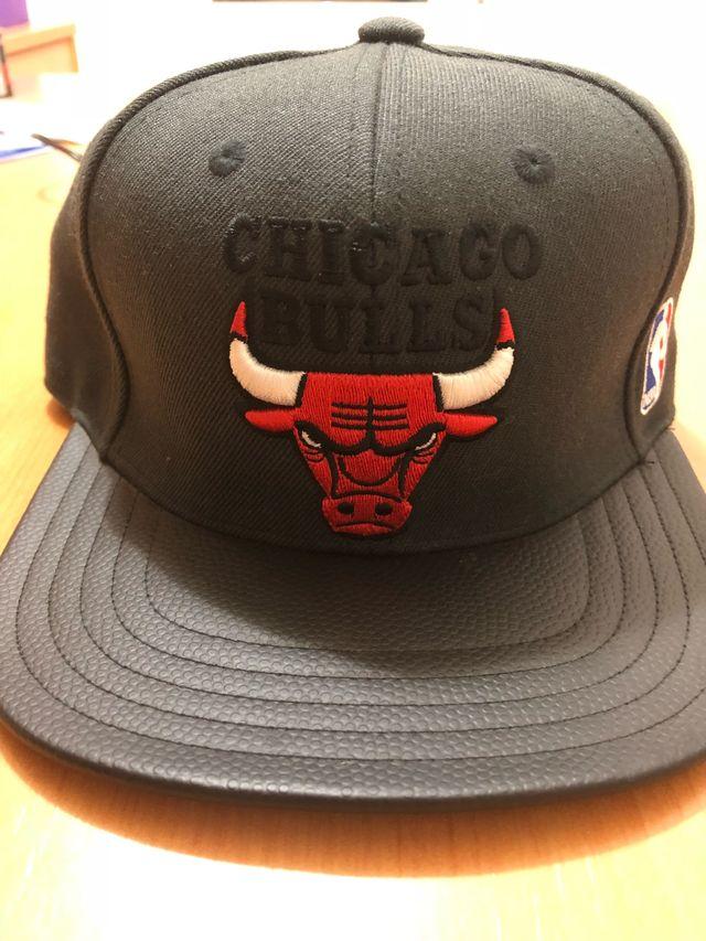 Gorra plana adidas chicago bulls de segunda mano por 20 € en ... c52d6a0848e