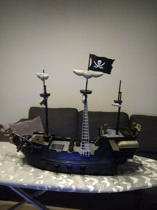 Barco Pirata La Perla Negra