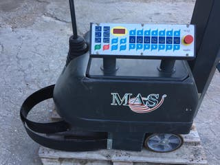 Maquina automática retráctiladora