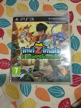 INVIZIMALS PS3