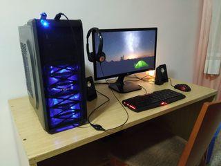 PC GAMING+LOTE