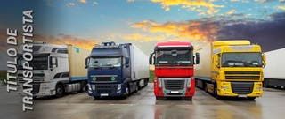 Título transporte mercancías nacional e internac.