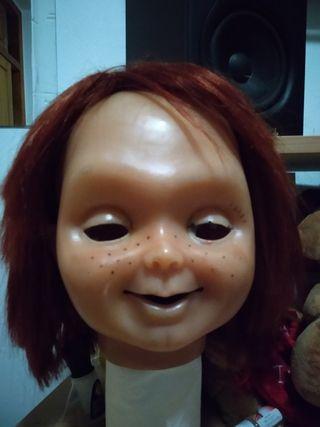 Muñeco Chucky por acabar