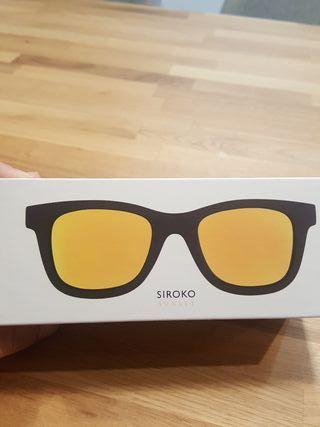 gafas de sol siroko sin estrenar