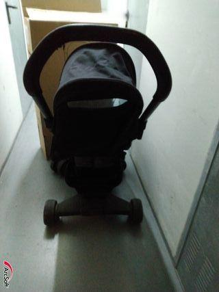 silla paseo nuna