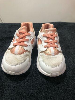 Zapatillas niña ,Nike huarache