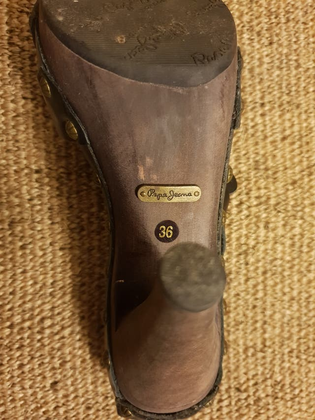 Zapatos Pepe Jeans 36