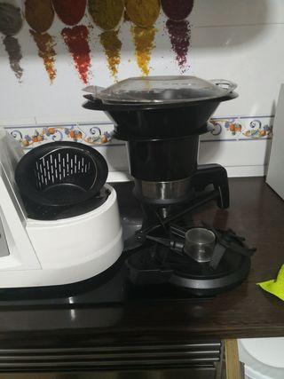 maxtermix robot de cocina tipo thermomix