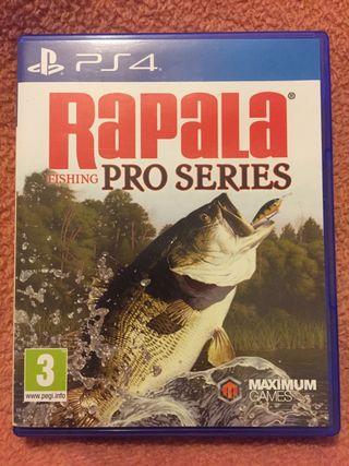 Ps4 Rapala pro series