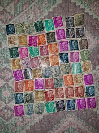 lote sellos Franco
