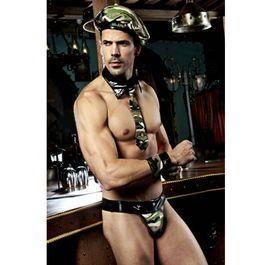 Disfraz Queen Militar Sexy