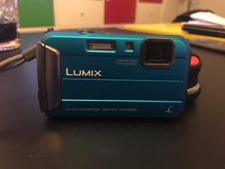 Cámara digital lumix dc vario