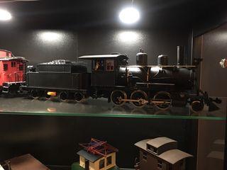Locomotora Lgb oeste