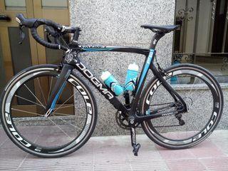 bicicleta carretera Sky Team