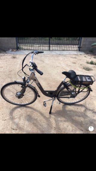 Bici eléctrica.