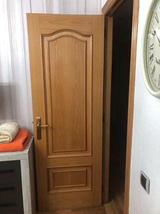 Puertas de madera de segunda mano en la provincia de asturias en wallapop - Wallapop asturias muebles ...