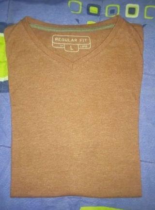 2 x 10 euros camiseta chico