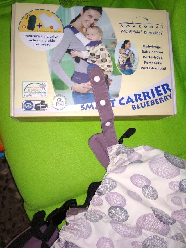 Porta bebé Amazonas Smart Carrier de segunda mano por 45 € en ... df909b66738