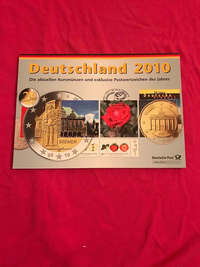 Cartera de Alemania año 2010