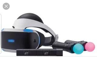 Gafas VR ps4+2 mandos