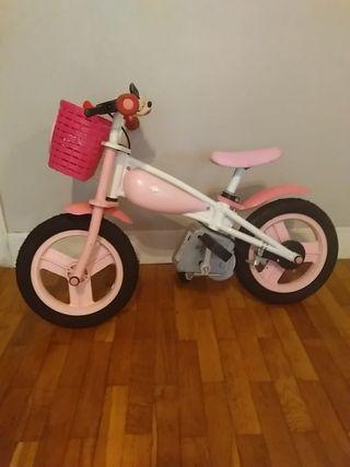 Vendo bicicleta evolutiva infantil