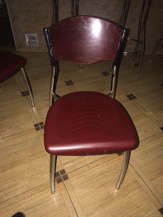 Mobiliario de bar