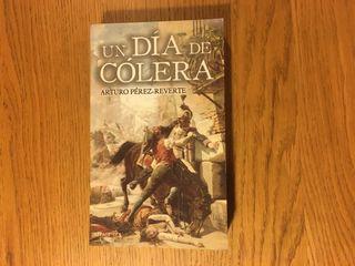 Libro de Arturo Perez-Reverte