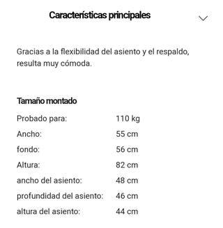 Silla Comedor (2ud/40€)