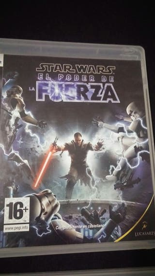 Pack Star wars ps3