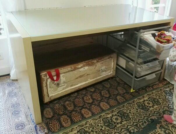 Mesa oficina Ikea de segunda mano por 45 € en Rivas-Vaciamadrid en ...