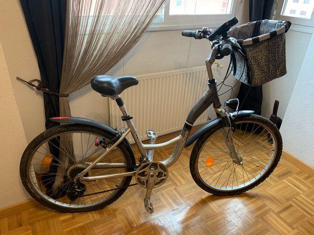 Bicicleta Conor paseo mixta