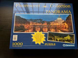 Puzzle Fluorescente de 1000 piezas
