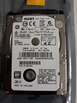 Disco duro APPLE HDD 500 GB , NUEVO