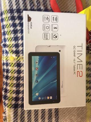 Pantalla tablet + protectores