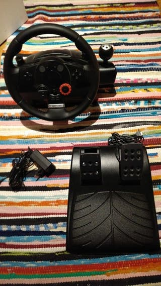 Logitech Driving Force GT (Driving Wheel PC)