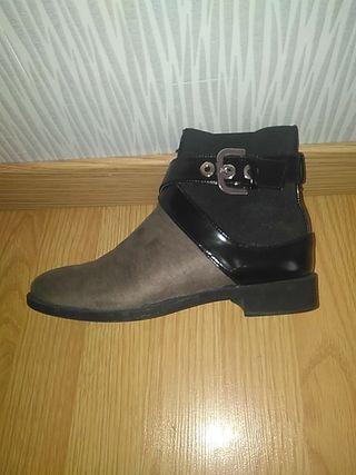 Botines Zara N36