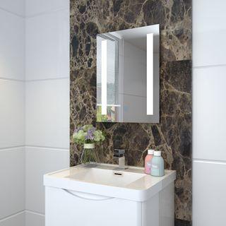 LuxuryLED Bathroom Mirror