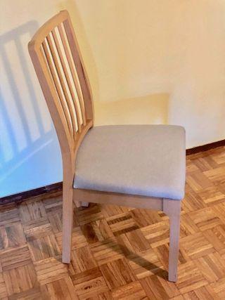 Mesas y sillas comedor ikea 8 finest sillas comedor - Silla ekedalen ikea ...