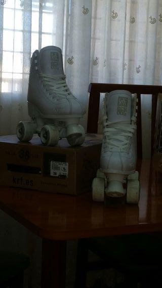 patines de 4 ruedas