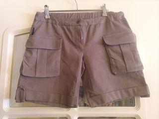 Pantalón corto marca FELS escalada mujer