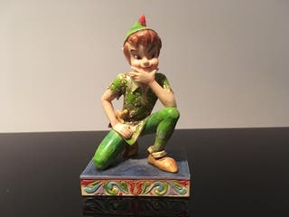 Figura PETER PAN de JIM SHORE