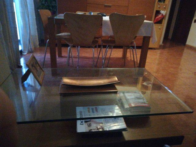Mesa comedor pequeña de segunda mano por 200 € en L\'Hospitalet de ...