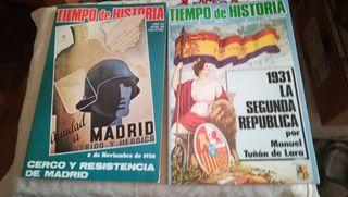 2 revista, Tiempo de Historia