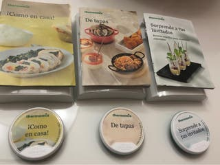 Libros digitales Thermomix