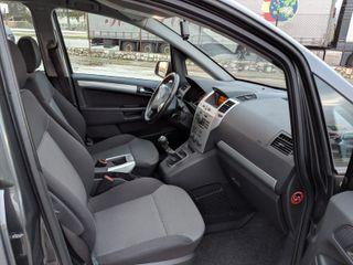 Opel Zafira 2010