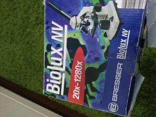 MICROSCOPIO BIOLUX NV 20X1280X