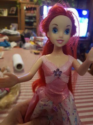 La Sirenita muy bonita como la barbie