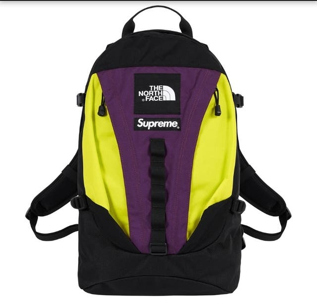 Supreme X The north Face Backpack expedition